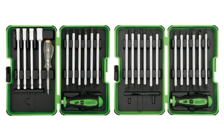 RECA Multi-Kassette Innensechskant-Kugelkopf 13-teilig
