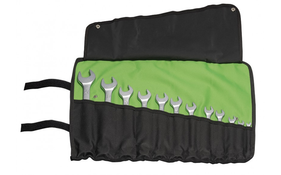 RECA Ringmaulschlüsselsatz Rolltasche 12-teilig
